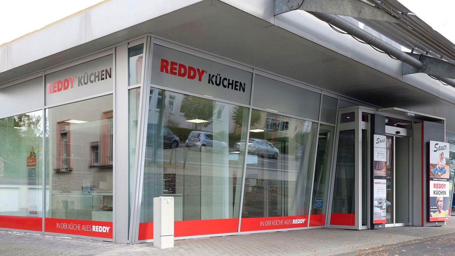 REDDY Küchen Marburg • Marburg, Frankfurter Straße 59 ...