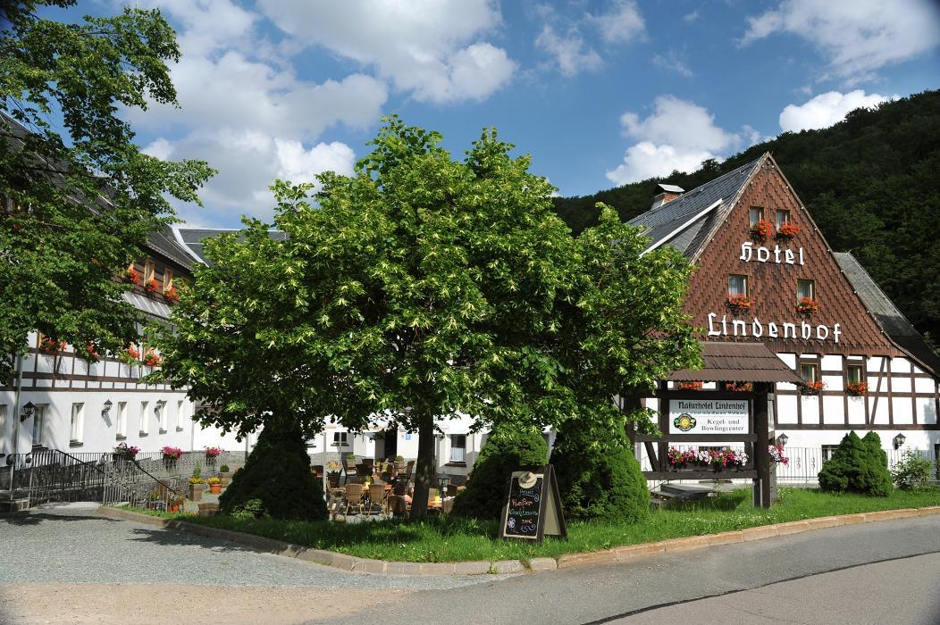 Bild zu Naturhotel Lindenhof in Rechenberg Bienenmühle