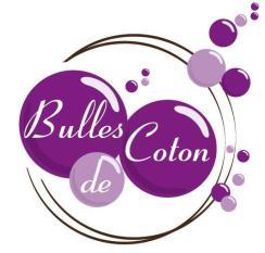 Bulles de coton Salon de massage