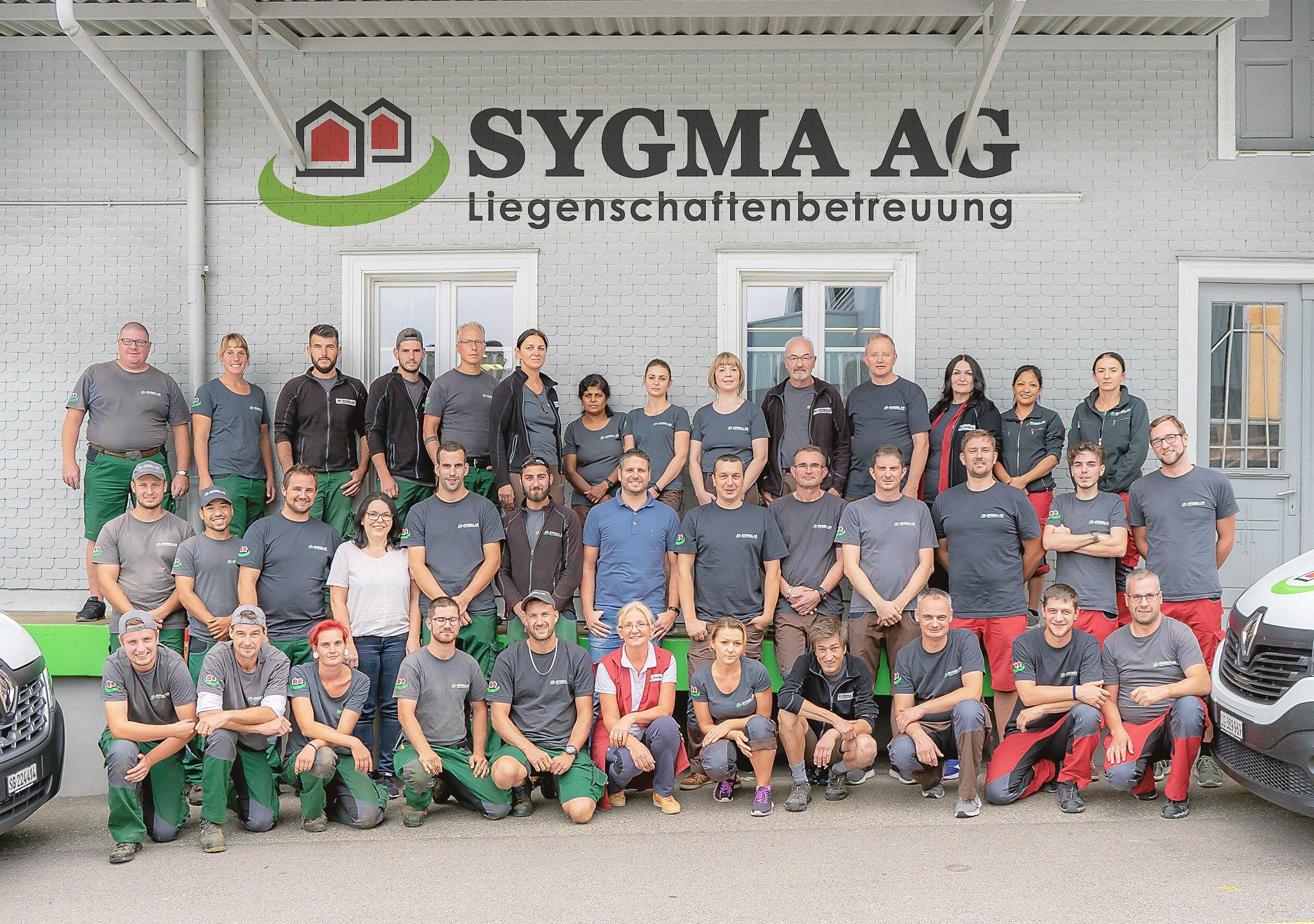 SYGMA AG Liegenschaftenbetreuung