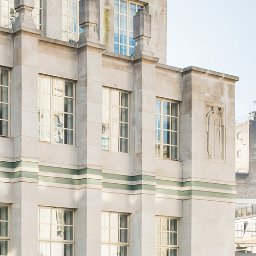 No. 8 Waterloo Street Apartments