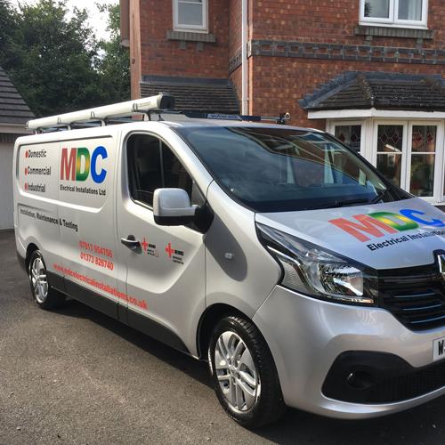 MDC Electrical Installations - Westbury, Wiltshire BA13 2GP - 01373 826740 | ShowMeLocal.com