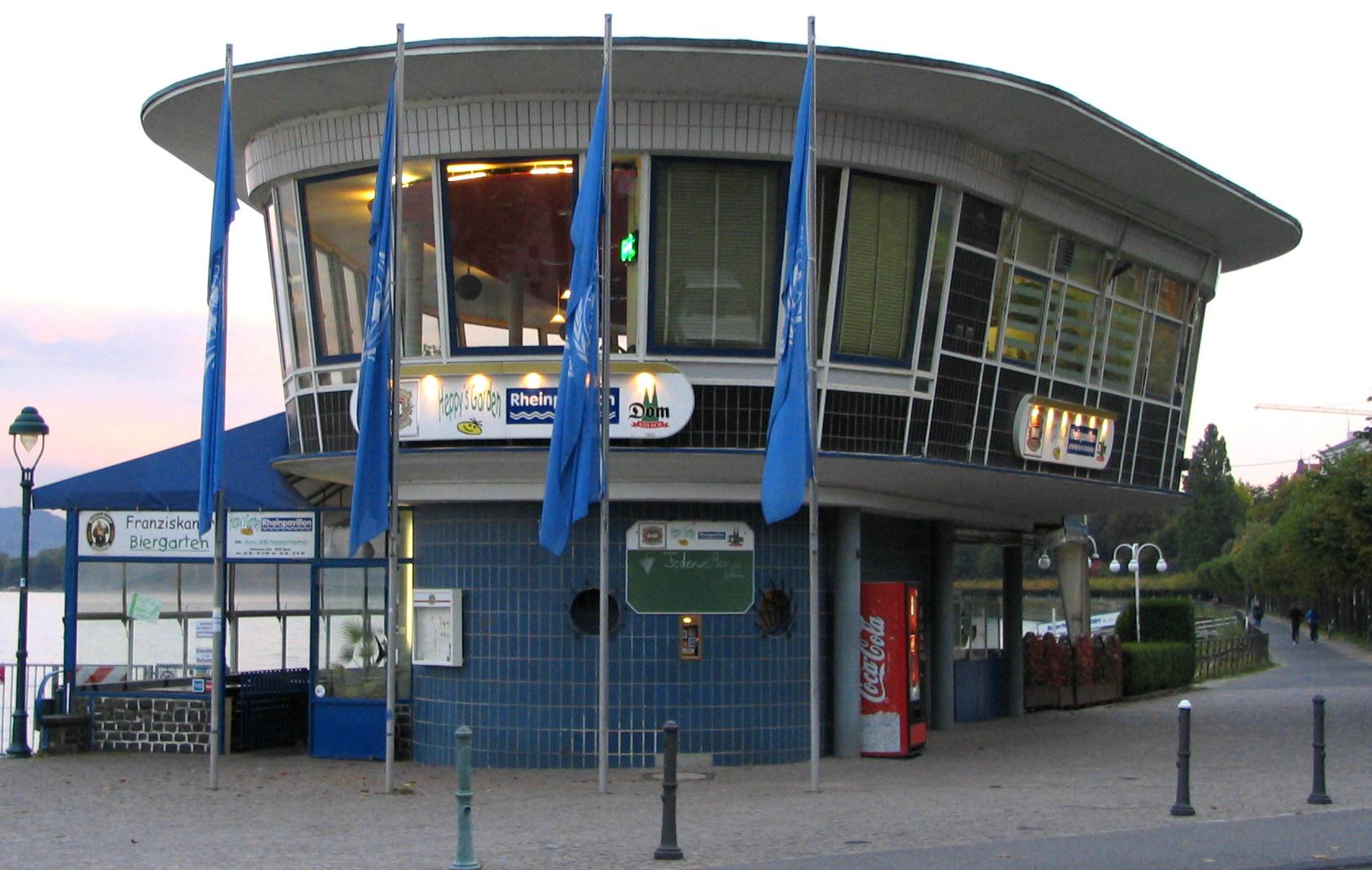 Restaurant Rheinpavillon