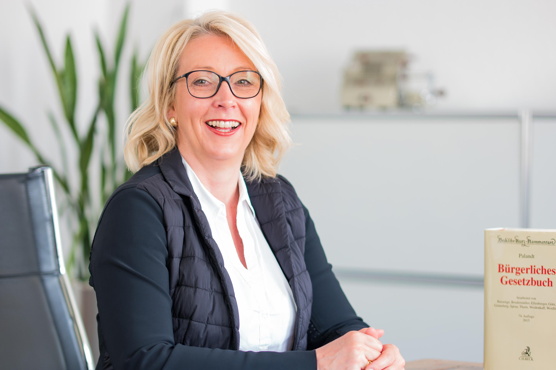 Sabine Maus-Siebenhaar Rechtsanwältin