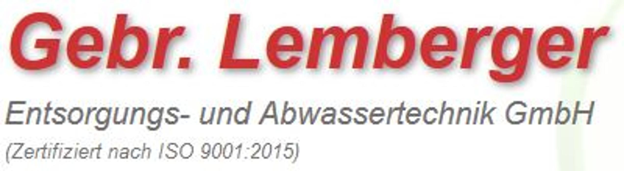 Bild zu Gebr. Lemberger Entsorgungs und Abwassertechnik GmbH in München
