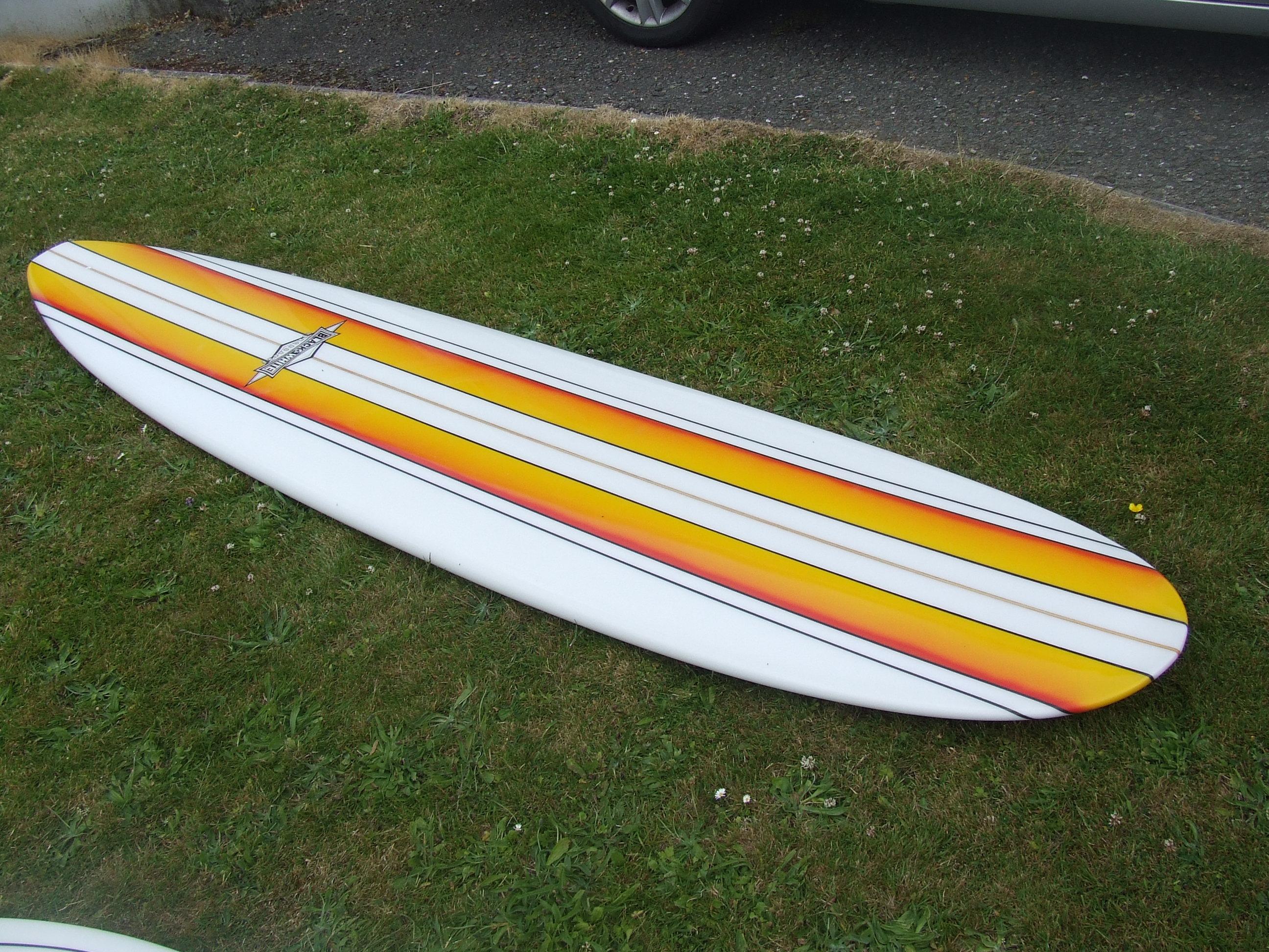 Black and White Surf Co Ltd