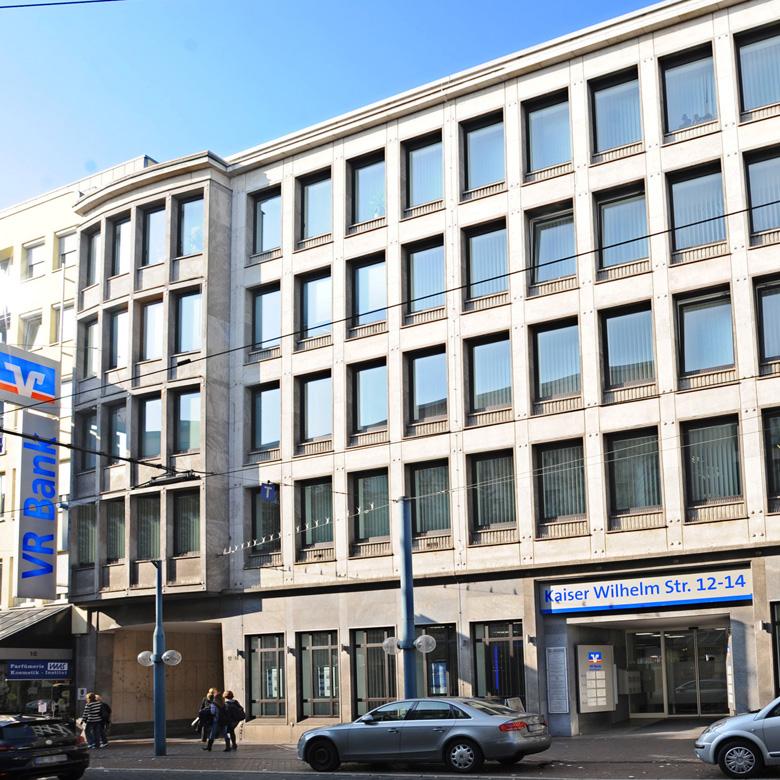 VR Bank Rhein-Neckar eG - Geldautomat Ludwigshafen-Mitte