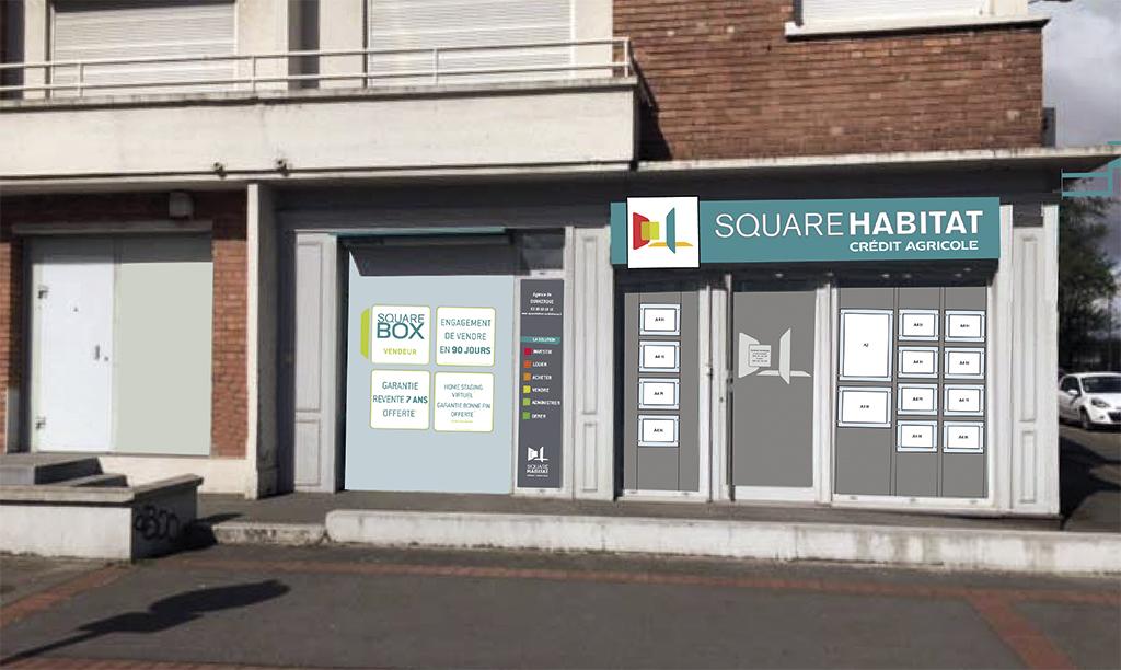 Square Habitat Dunkerque