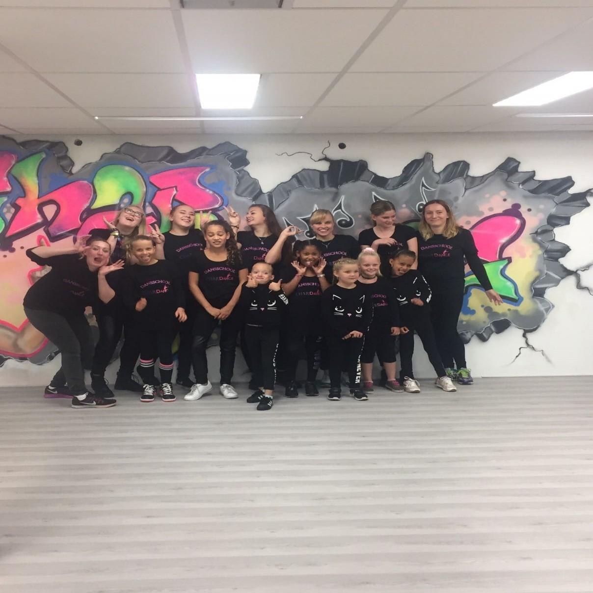 Chardance dansschool