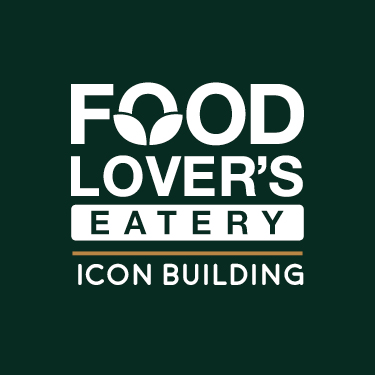 Food Lover's Eatery Icon Building
