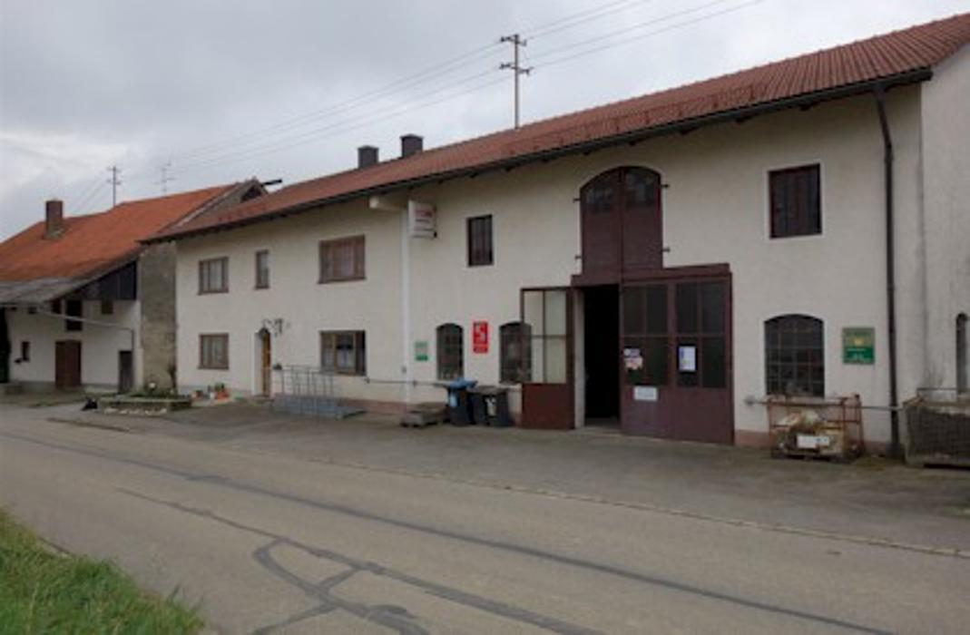 Bild zu Ammann Stahlbau in Bockhorn in Oberbayern