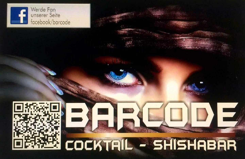 barcode cocktail shisha lounge papenburg kontaktieren. Black Bedroom Furniture Sets. Home Design Ideas
