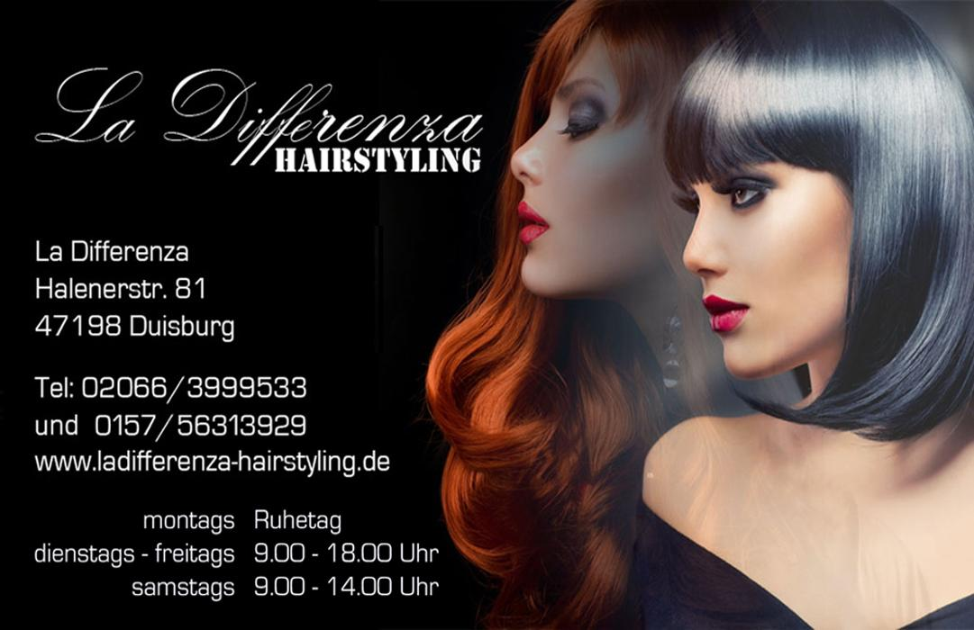 Bild zu La Differenza Hairstyling in Duisburg