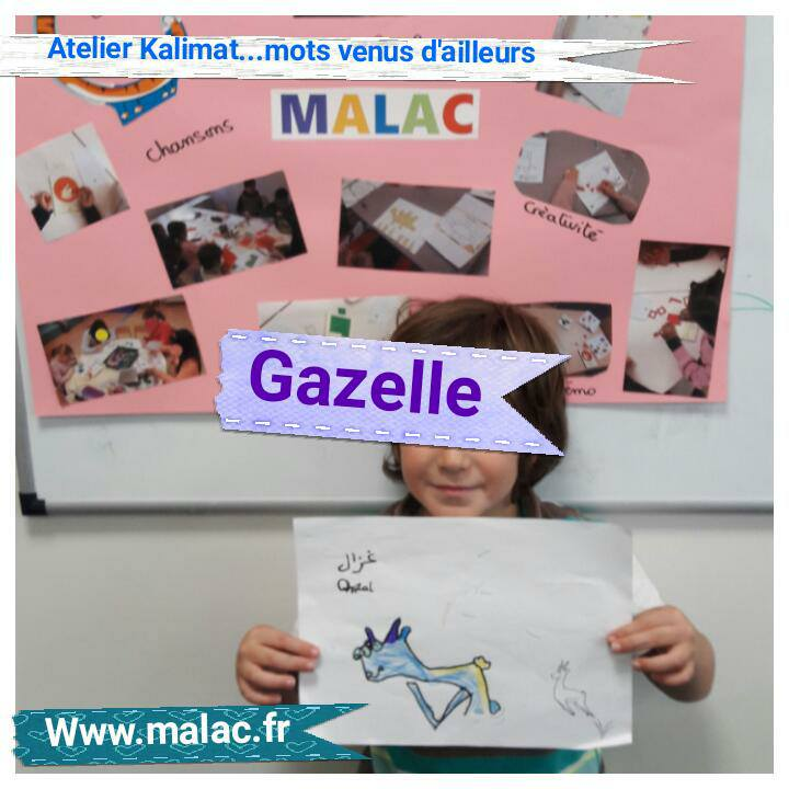 MALAC - Maison d'Apprentissage de la Langue Arabe et de la Culture