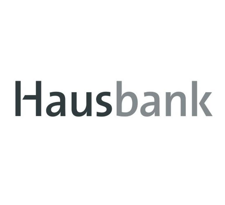 Logo von Hausbank München eG Bank für Haus- und Grundbesitz
