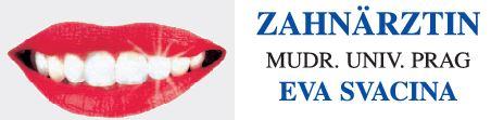 Eva Svacina, Zahnärztin Logo
