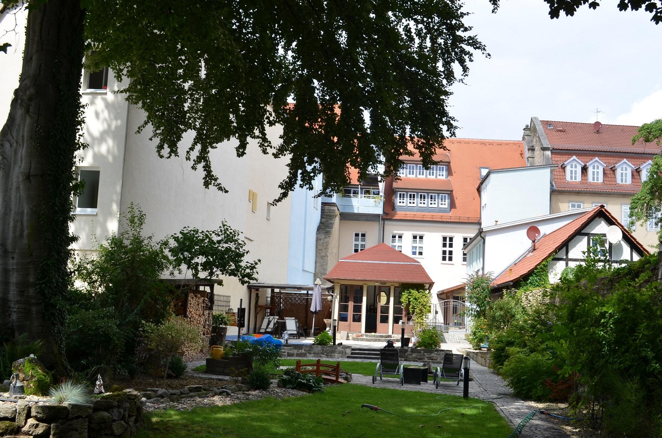 Hotels und unterkunft in muhlhausen thuringen infobel for Unterkunft hamburg