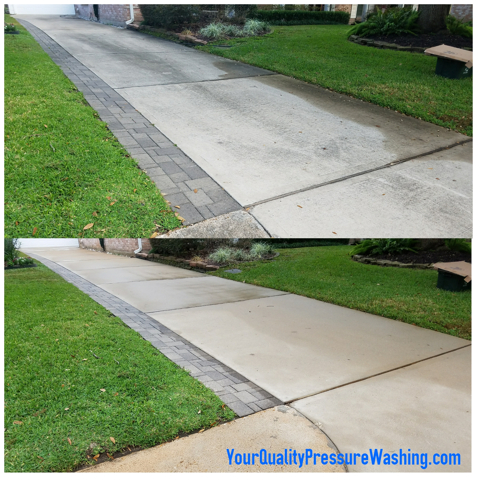 Your Quality Pressure Washing