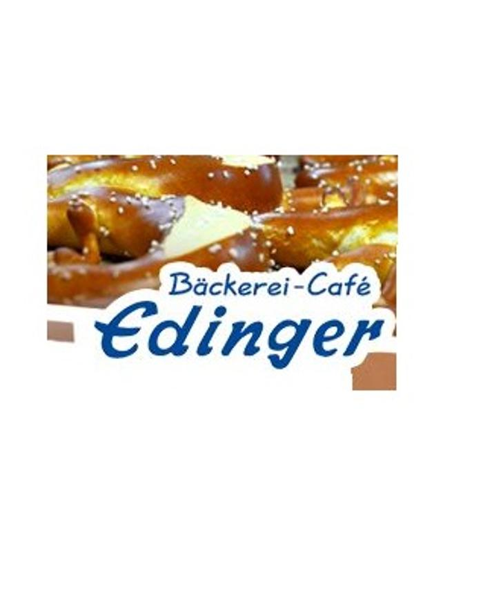Bild zu Bäckerei-Café Edinger in Salach