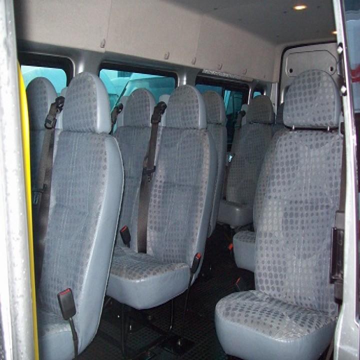 Bucks Minibus Hire Aylesbury
