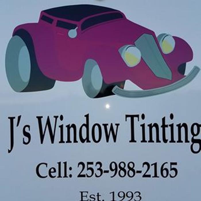 J's Window Tinting Lic JSWINWT830OL - Tacoma, WA