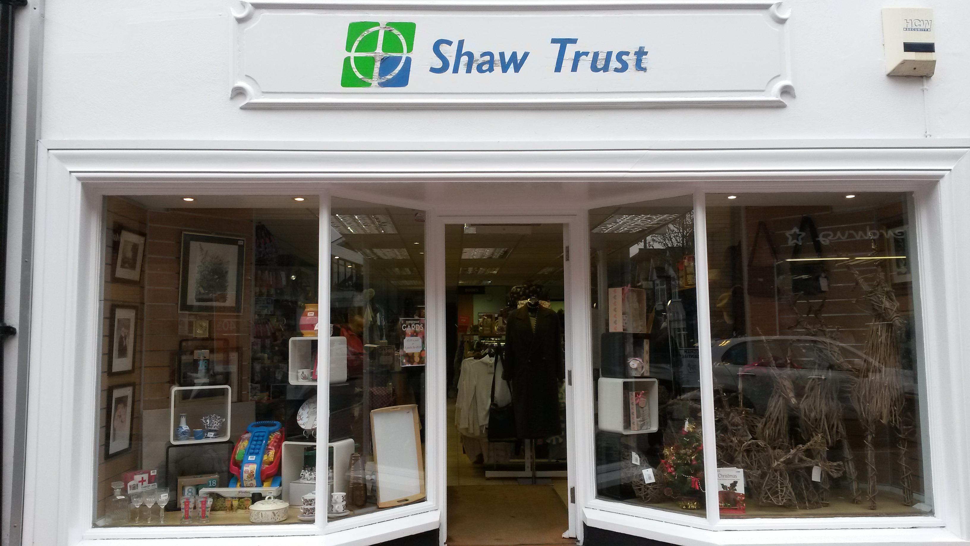 Shaw Trust - Charity shop - Egham - Egham, Surrey TW20 9EX - 01784 471424 | ShowMeLocal.com