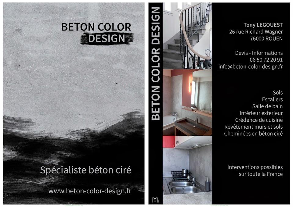 BETON COLOR DESIGN
