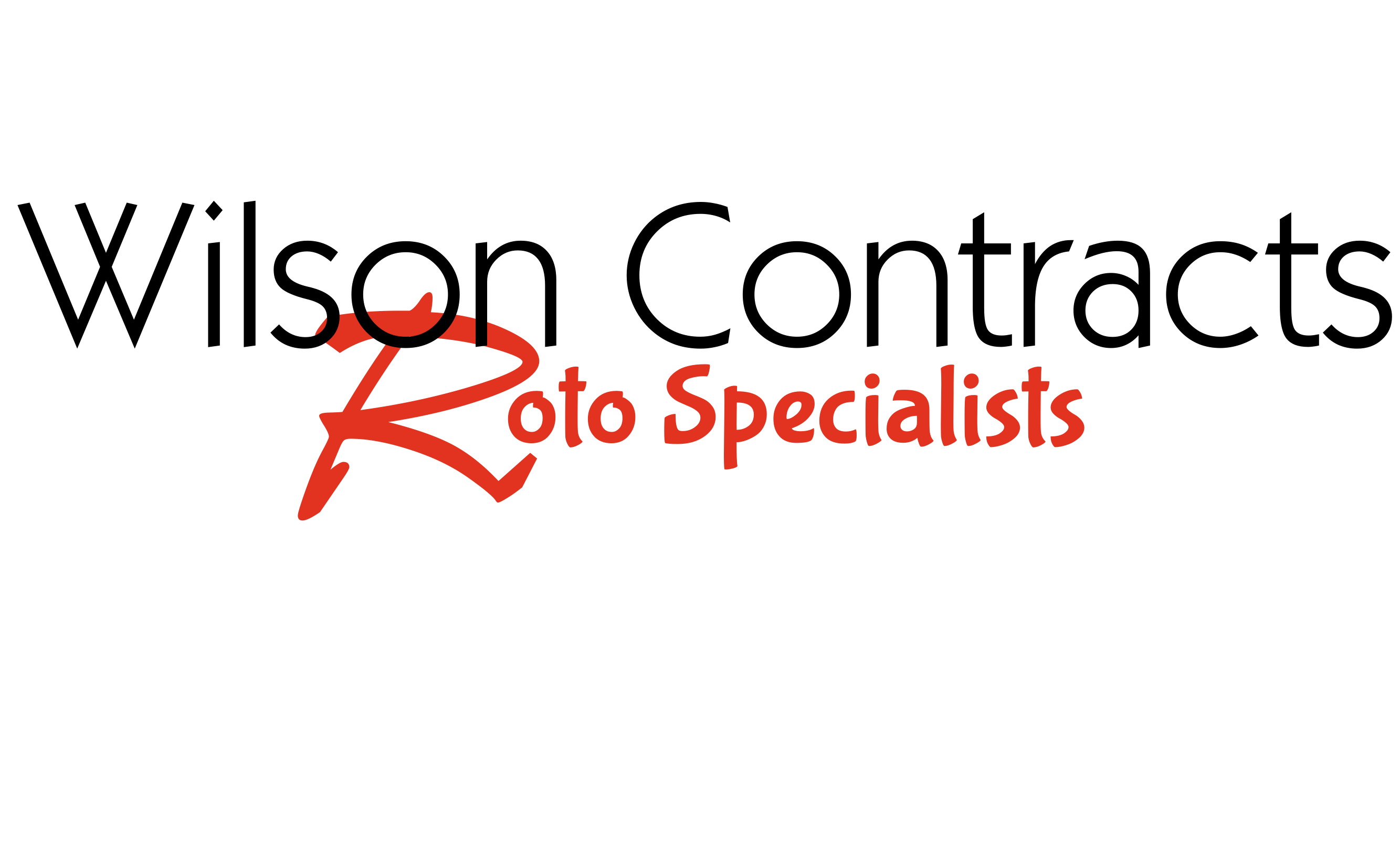 Wilson Contracts - Roto Speacialists