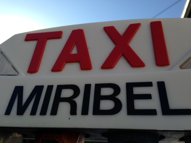 Marion Taxi Miribel La Cotière