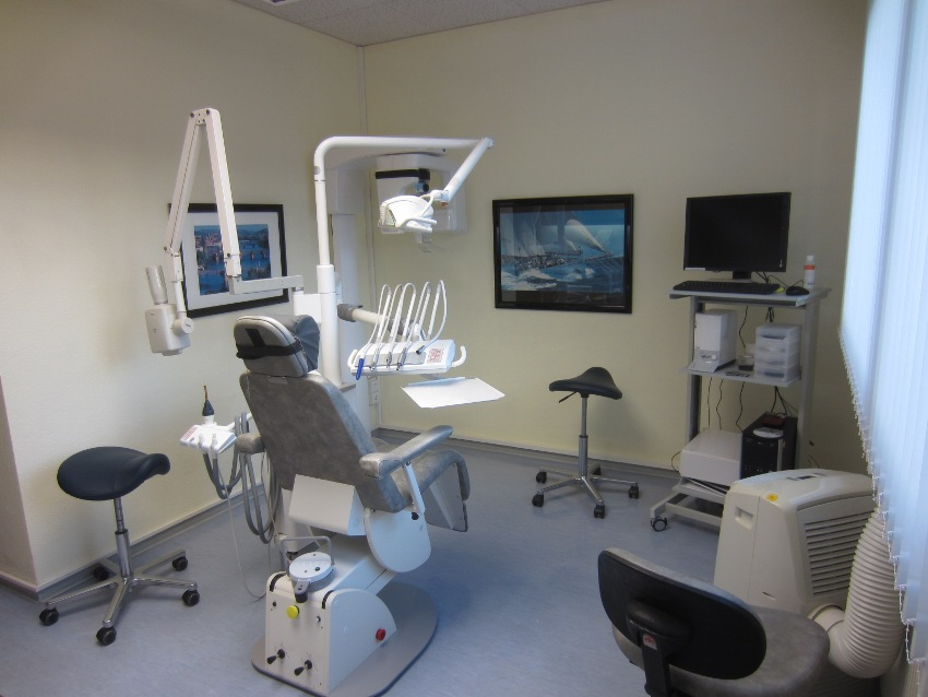 Zahnarztpraxis Michael Mansson