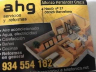 AHG Reformas
