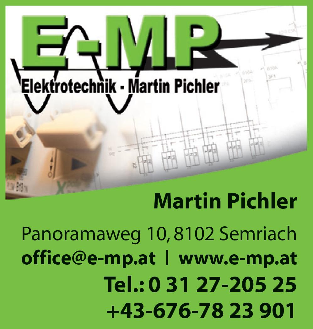 Martin Pichler - Elektrotechnik