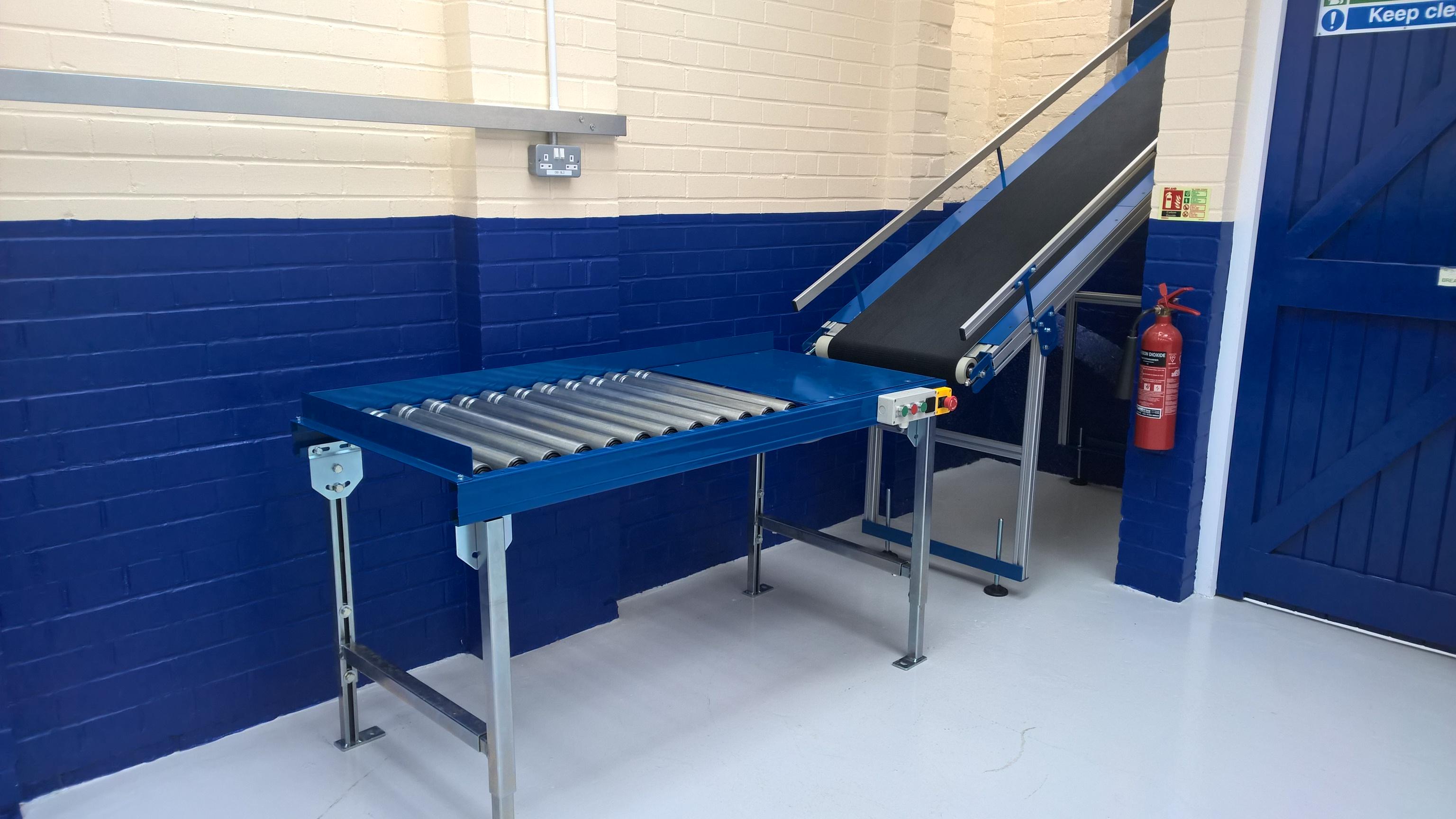 Chase Conveyors Ltd. - Cannock, Staffordshire WS11 1RU - 01543 321534   ShowMeLocal.com