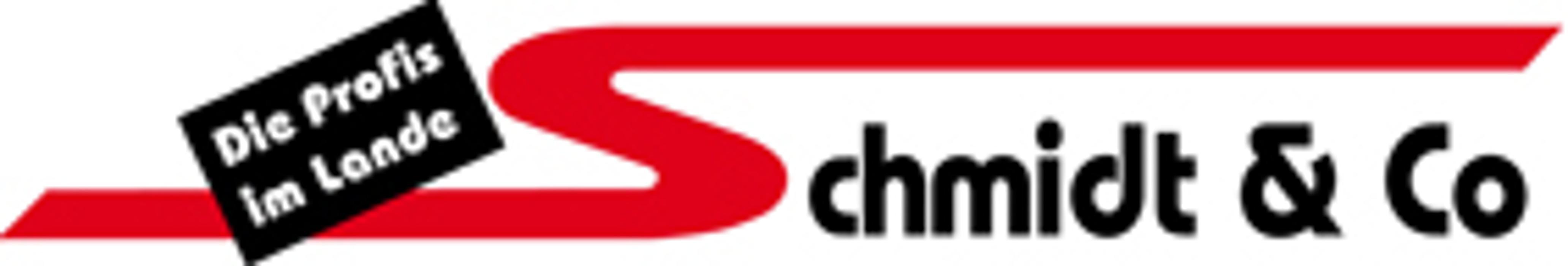 Logo von Schmidt & Co GmbH