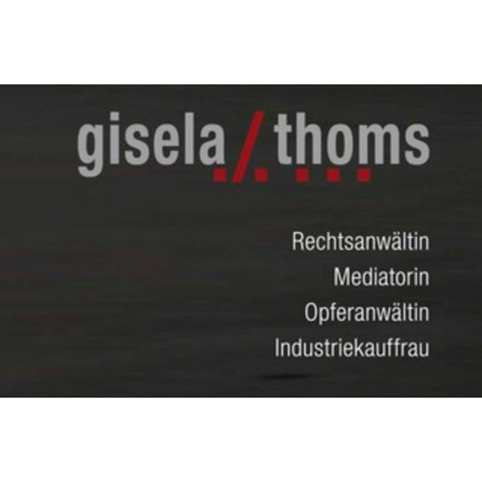 Bild zu Rechtsanwältin/Mediatorin Gisela Thoms in Solingen