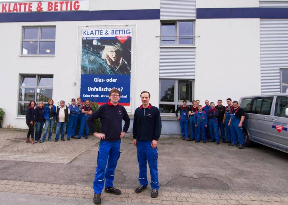 Klatte & Bettig Autodienst GmbH, Engerstraße in Herford
