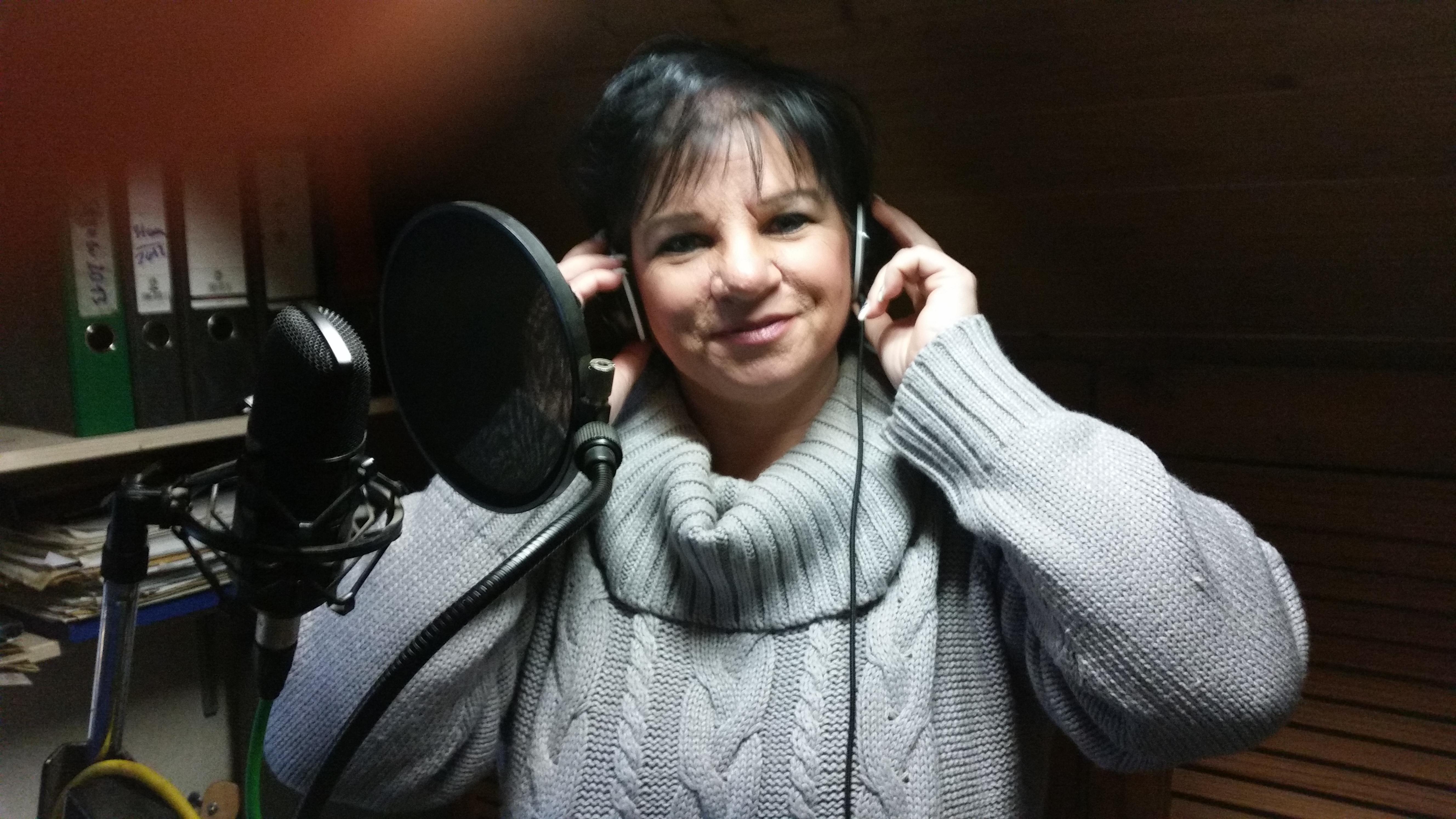 Sängerin SilviA, Silvia Eck
