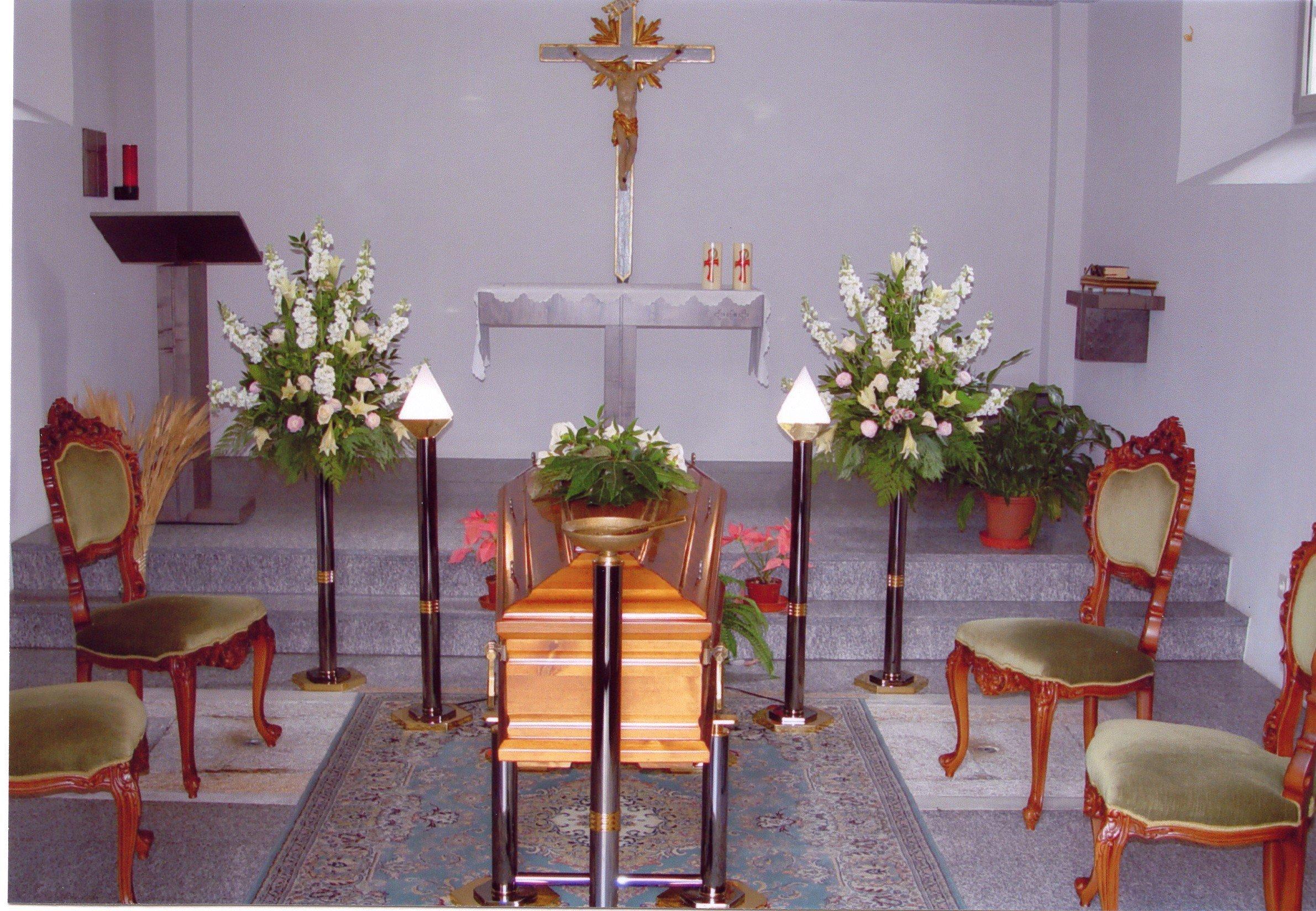 Arte Funeraria SA - Osenda