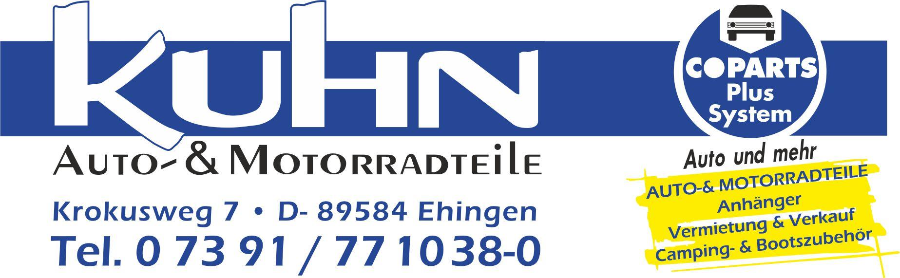 Auto- & Motorradteile Kuhn Ehingen