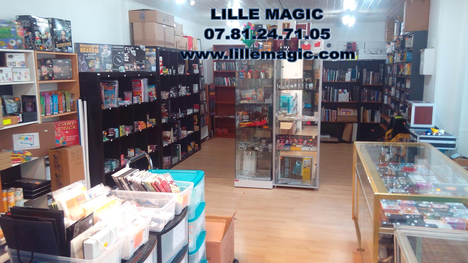 LILLE MAGIC