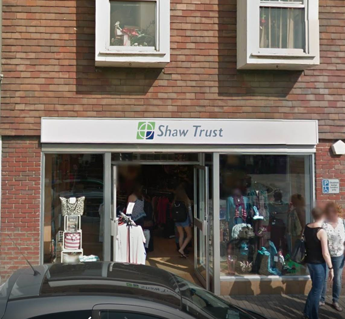 Shaw Trust - Charity shop - Wantage - Wantage, Oxfordshire OX12 8AW - 01235 760317   ShowMeLocal.com