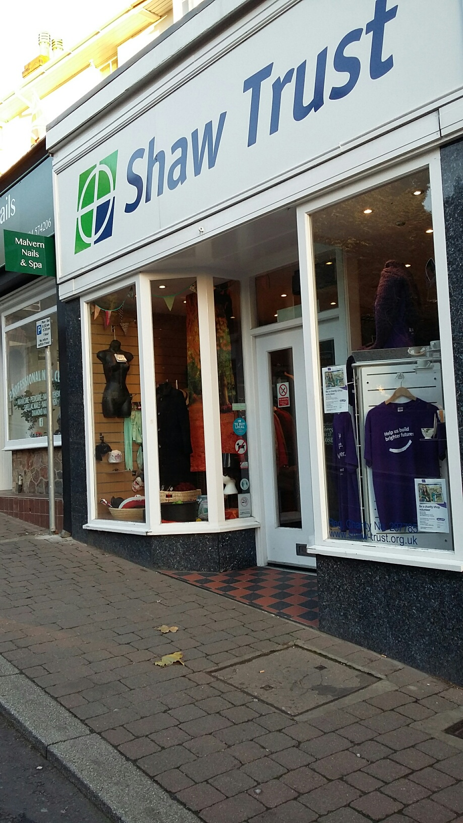 Shaw Trust - Charity shop - Malvern - Malvern, Worcestershire WR14 2AA - 01684 893477 | ShowMeLocal.com