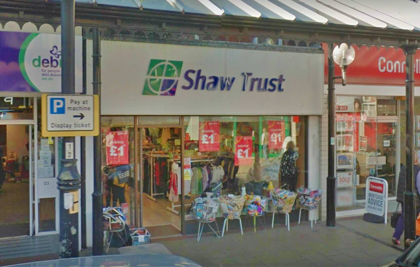 Shaw Trust - Charity shop - Eastleigh - Eastleigh, Hampshire SO50 5RH - 02380 615031 | ShowMeLocal.com