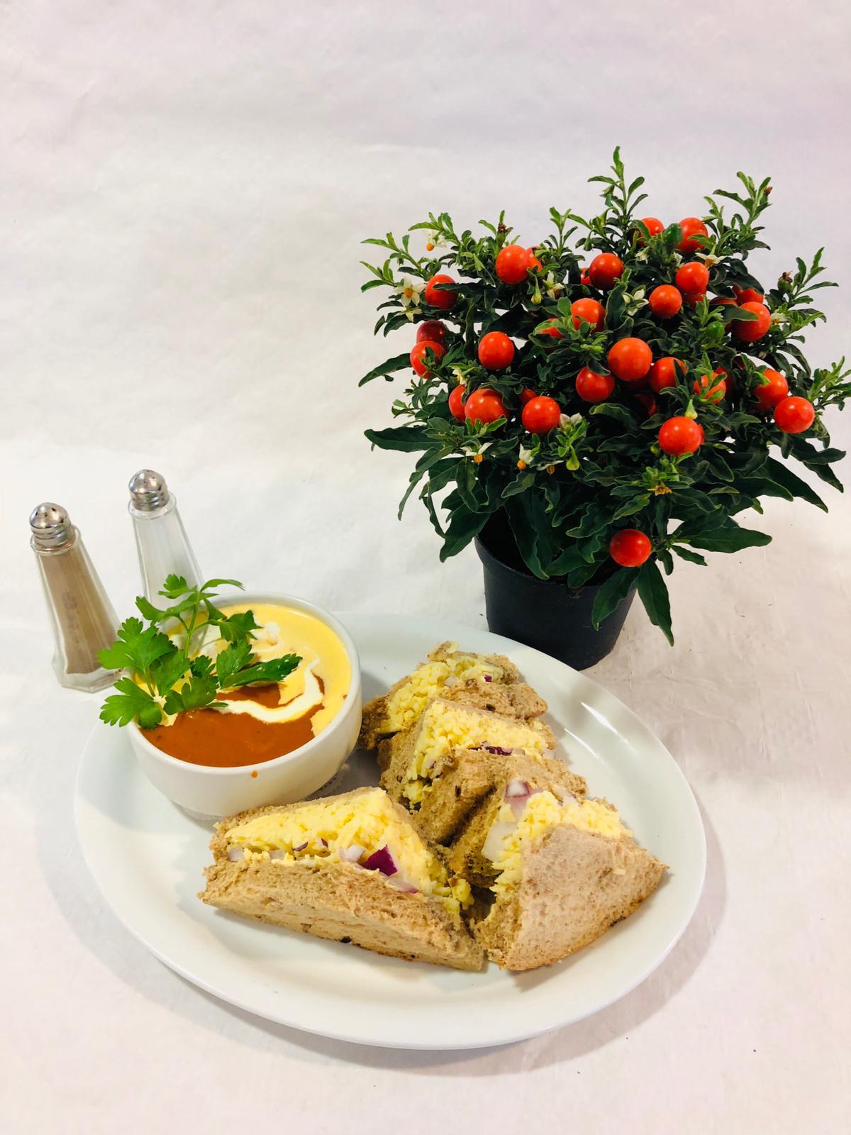 Palmer Gardens Cafe - Shaw Trust Garden Centre