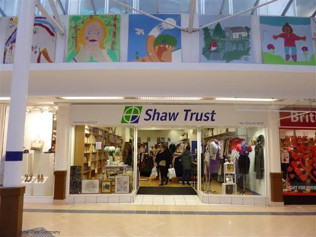 Shaw Trust - Charity shop - Cowley