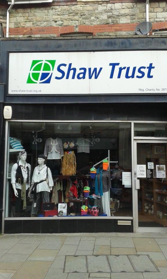 Shaw Trust - Charity shop - Porthcawl - Porthcawl, Mid Glamorgan CF36 3BD - 01656 782094 | ShowMeLocal.com