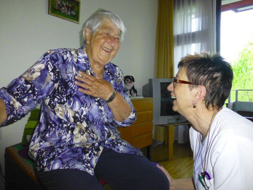 Genossenschaft Alterswohnheim