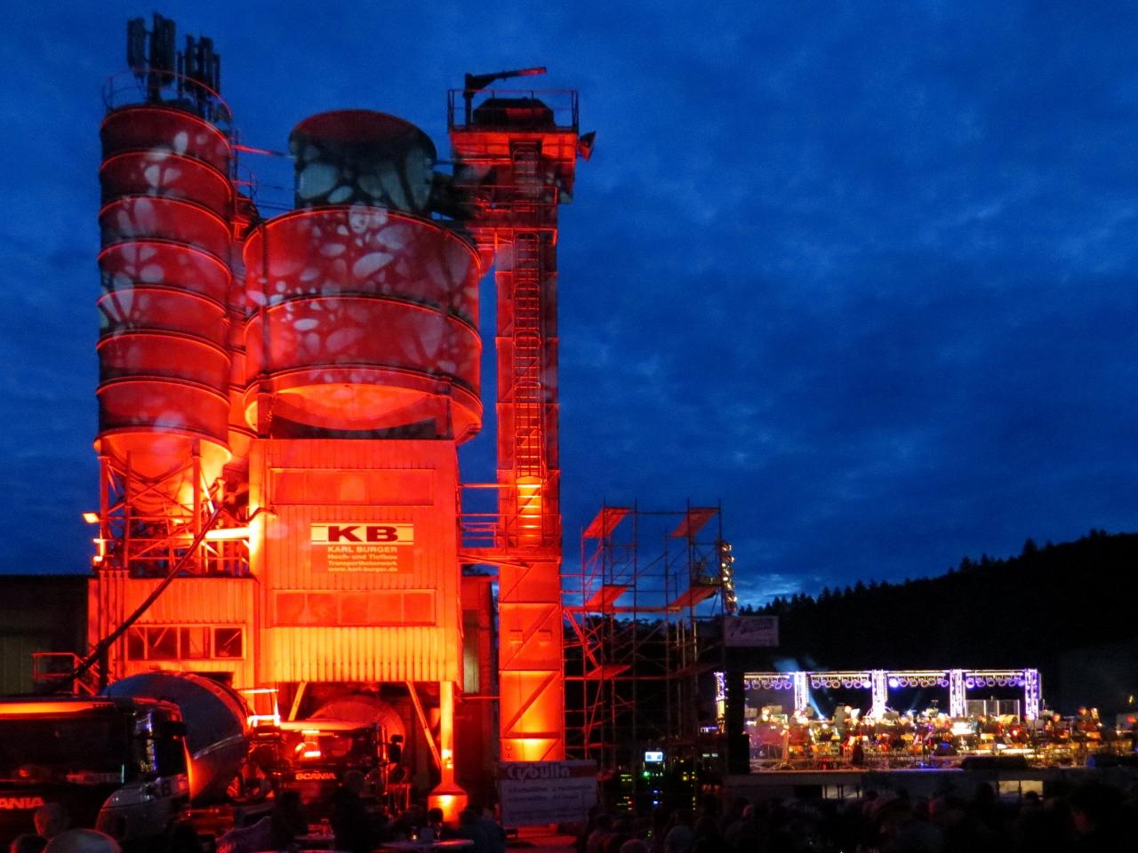 Karl Burger GmbH, Hoch-, Tief- und Holzbau