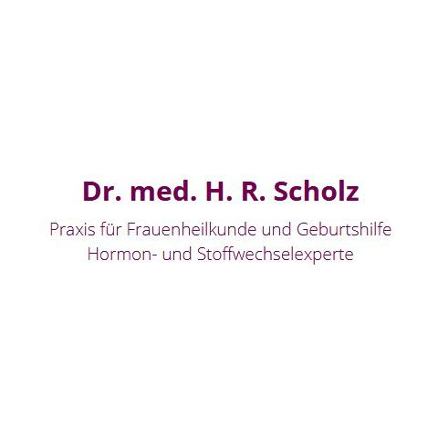 Dr. med. H. R. Scholz Helena Dick Manal El Far