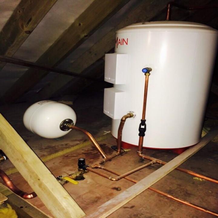 LA Plumbing & Heating